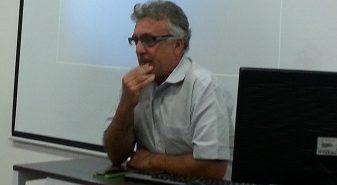 El prof. Juan Carlos Revilla, de la U. Complutense de Madrid
